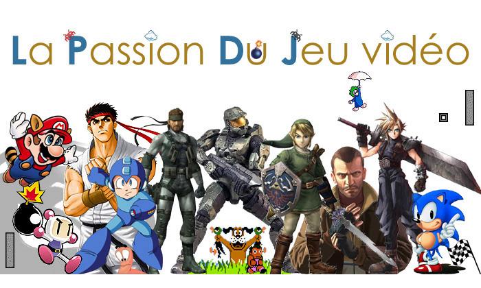 La passion du jeu vidéo