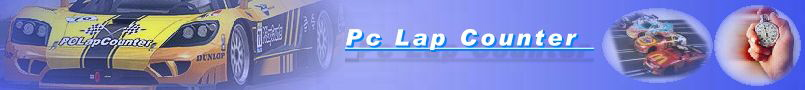 Pc Lap Counter