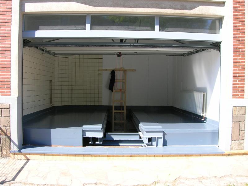 Restauration et personnalisation d 39 une giulia page 3 for Faire une fosse de garage