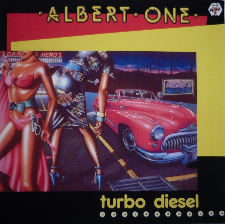 Albert One - Turbo Diesel - album