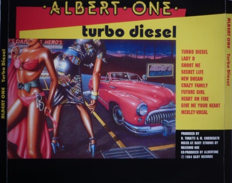 Albert One - Turbo Diesel - album