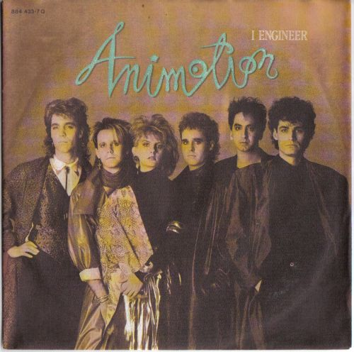 Animotion - I Engineer - Obsession