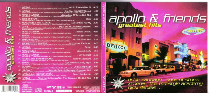 Apollo & Friends - Greatest Hits