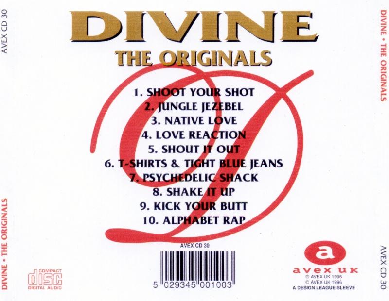 Divine - The Originals