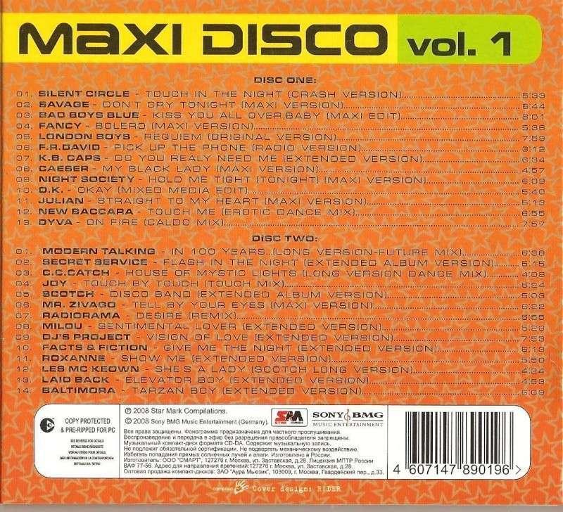Maxi Disco Vol.1