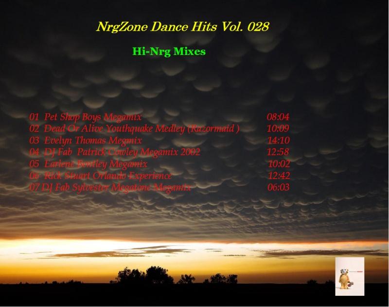 NrgZone Dance Hits Vol.028 - Hi Nrg Mixes