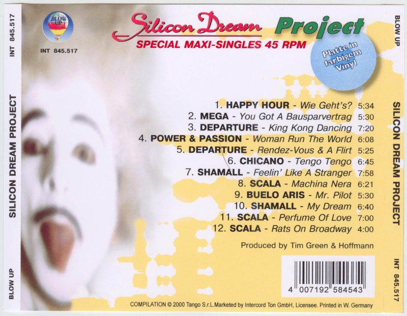 Silicon Dream Project