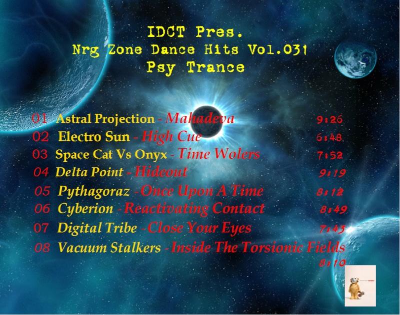 NrgZone Dance Hits Vol.031 - Psy Trance