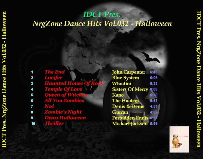 NrgZone Dance Hits Vol.032 - Halloween