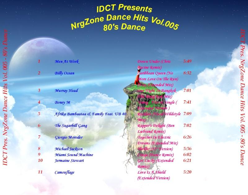 IDCT Presents NrgZone Dance Hits Vol.005 - 80's Dance