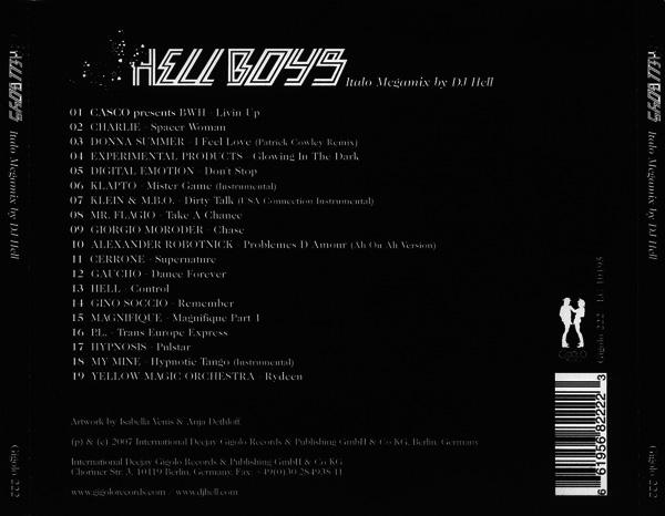 DJ Hell - Hellboys