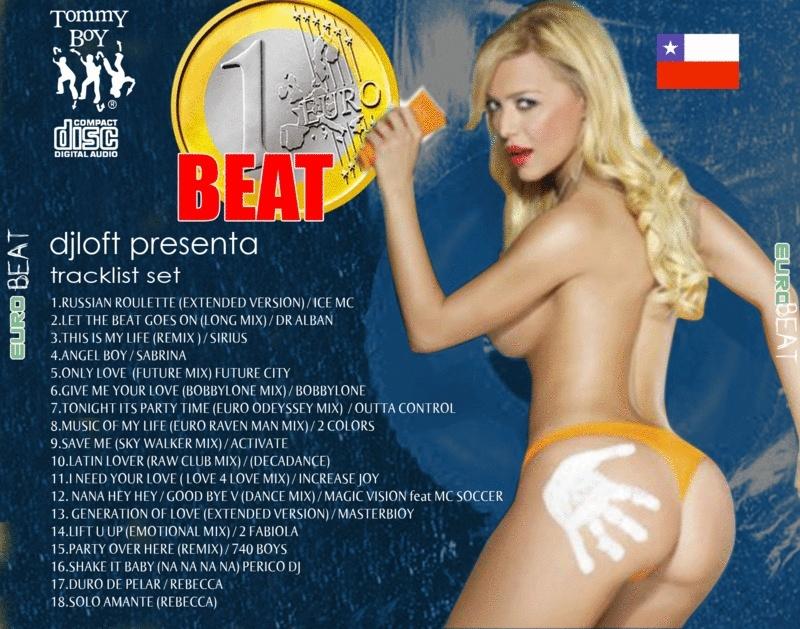 DJ Loft - Eurobeat Megamix