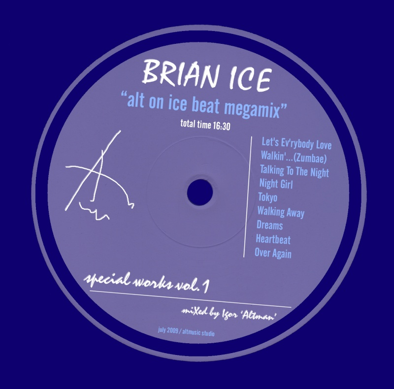 Alt On Ice Megamix