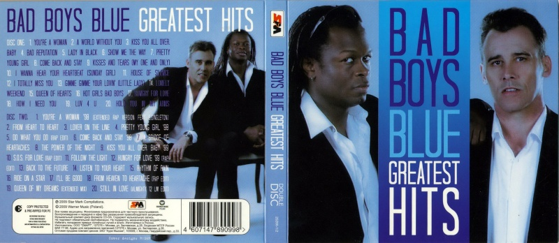 Bad Boys Blue - Greatest Hits (2009)