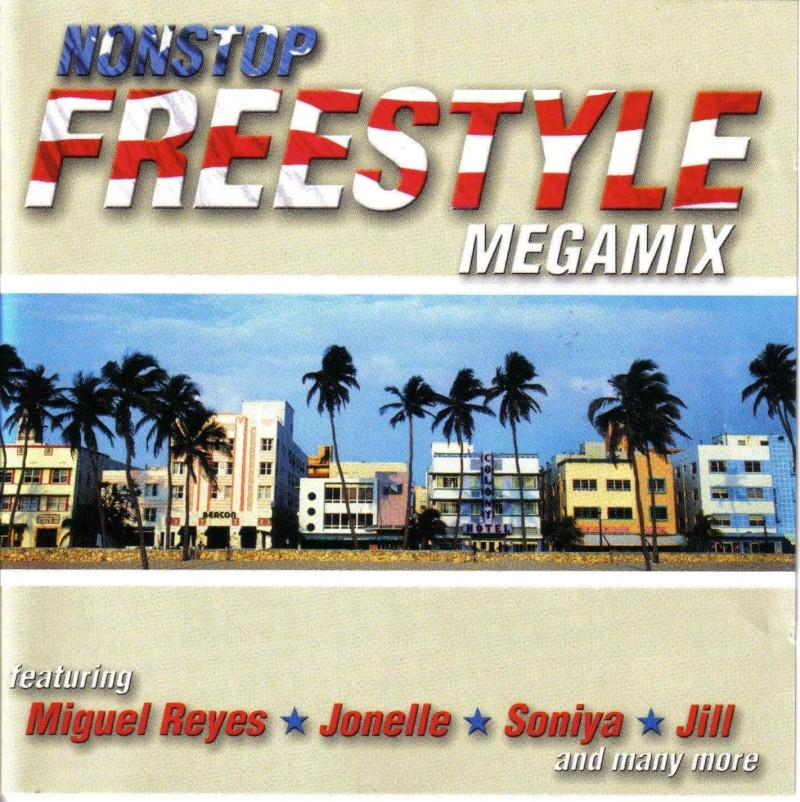 Nonstop Freestyle Megamix SPV