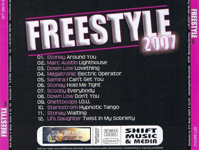 Freestyle 2007 Vol.1