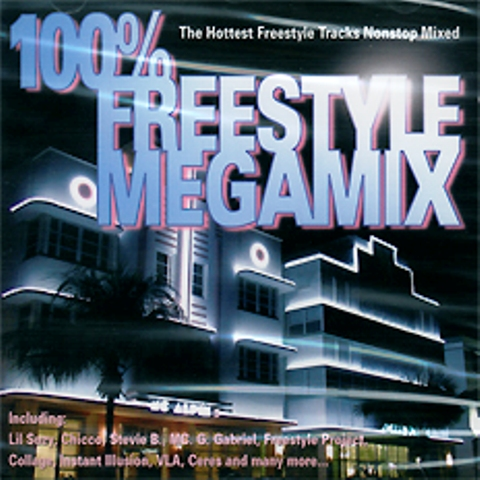 100% Freestyle Megamix