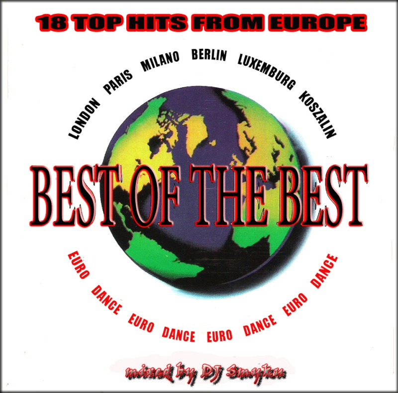 Best 0f The Best Mixed By DJ Smyku