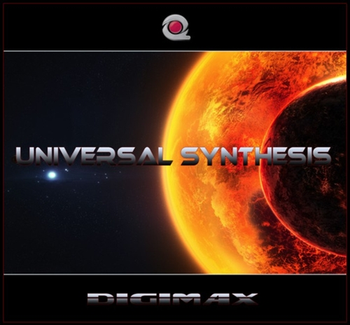 Cover Album of Digimax - Universal Synthesis