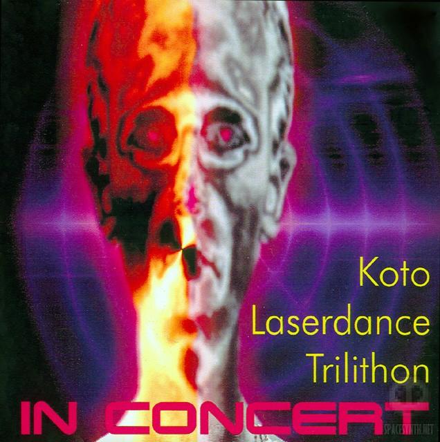Koto - Laserdance - Trilithon in Concert
