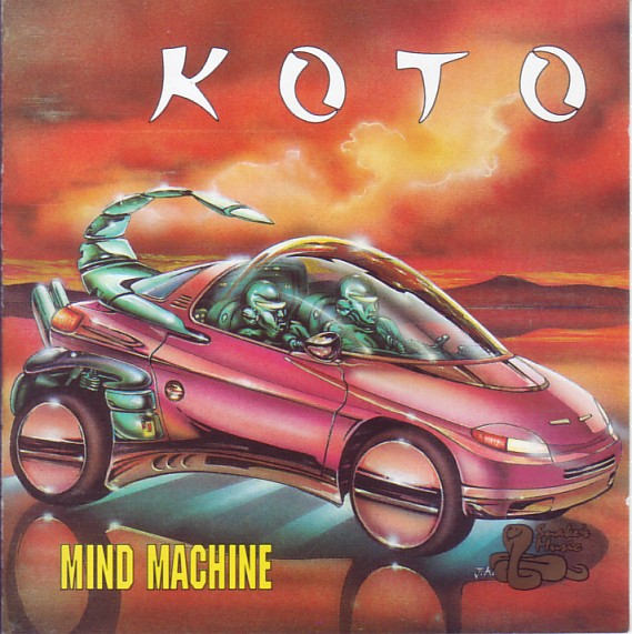 Koto - Mind Machine