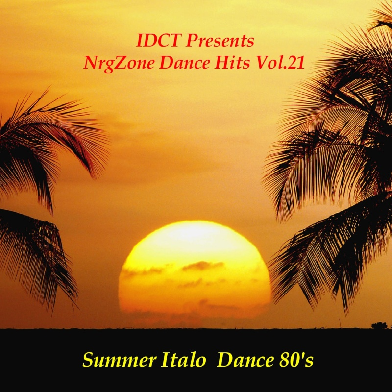 IDCT Pres. NrgZone Dance Hits Vol.021 - Summer Italo Dance 80's