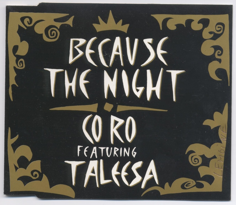 Co.Ro - Because The Night
