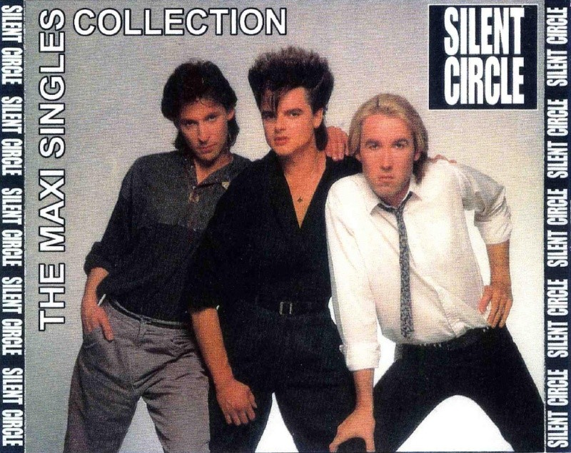 Silent Circle - The Maxi Singles Collection