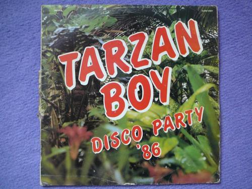 Neoton Familia - Disco Party '86 - Tarzan Boy