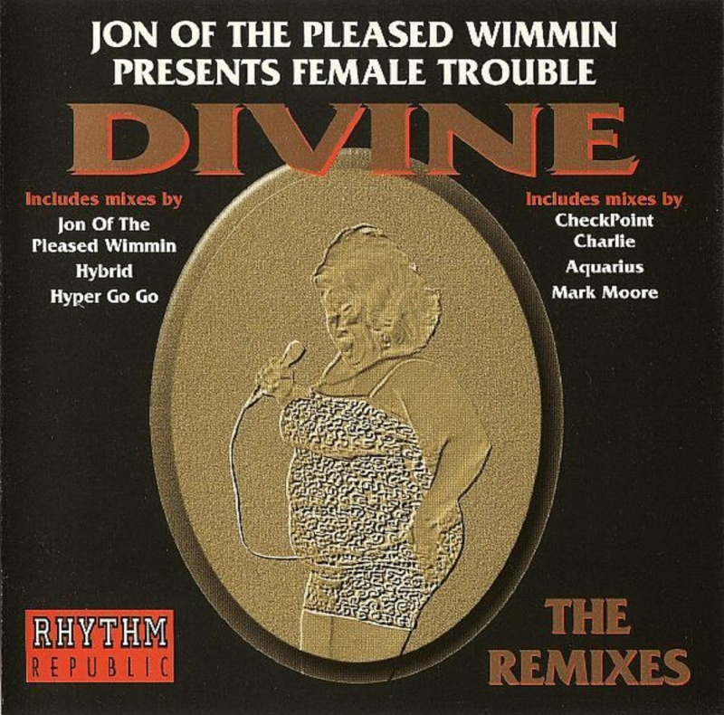 Divine - The Remixes
