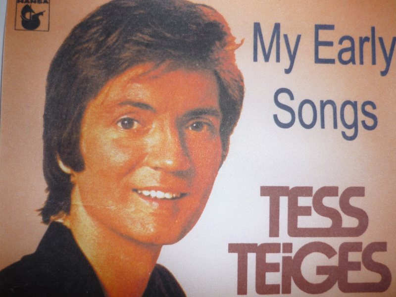 Tess Teiges - My Early Songs