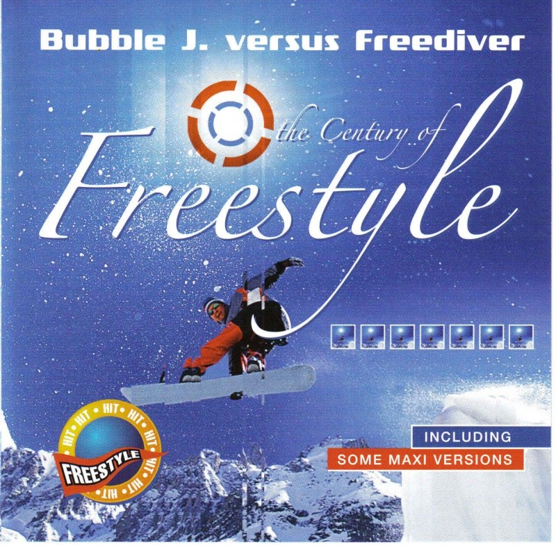 Bubble J. Vs.Freediver - The Century Of Freestyle