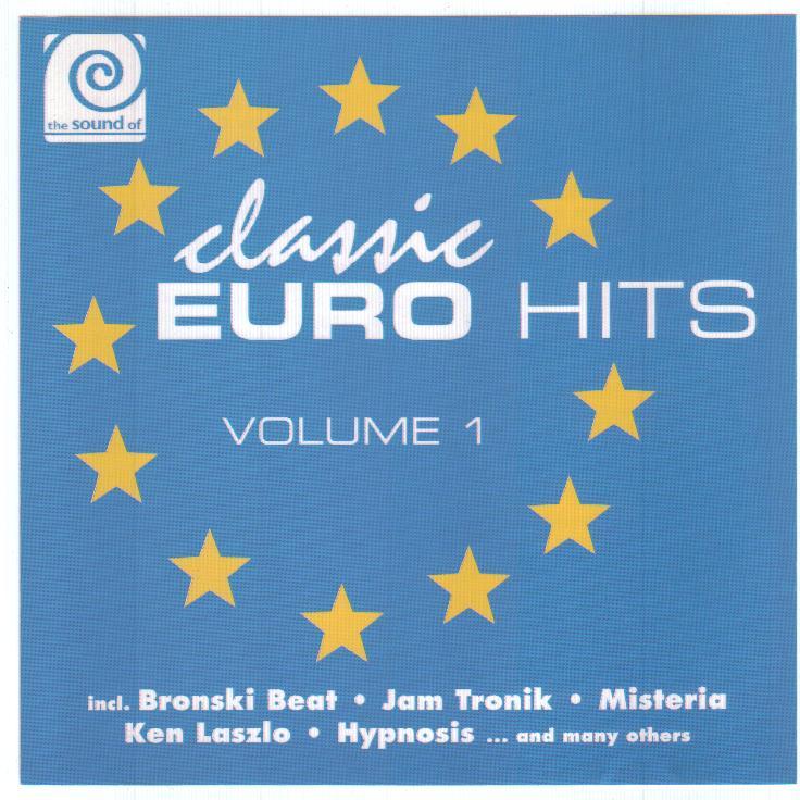 Classic Euro Hits Vol.01