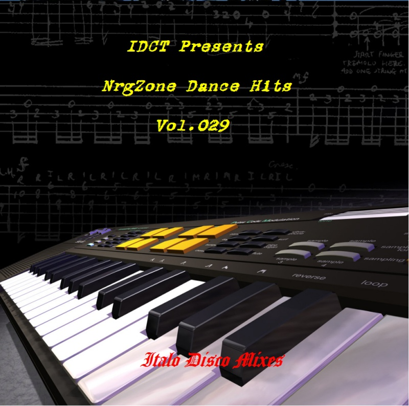 NrgZone Dance Hits Vol.029 - Italo Mixes