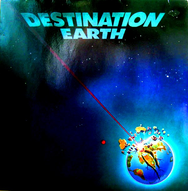 John Davis & Too Much - Destination Earth