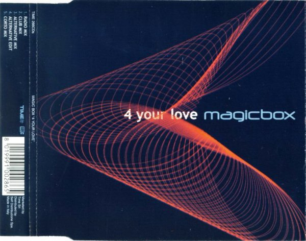 Magic Box - 4 Your Love