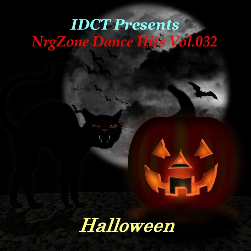 NrgZone Dance Hits Vol.032 - Halloween