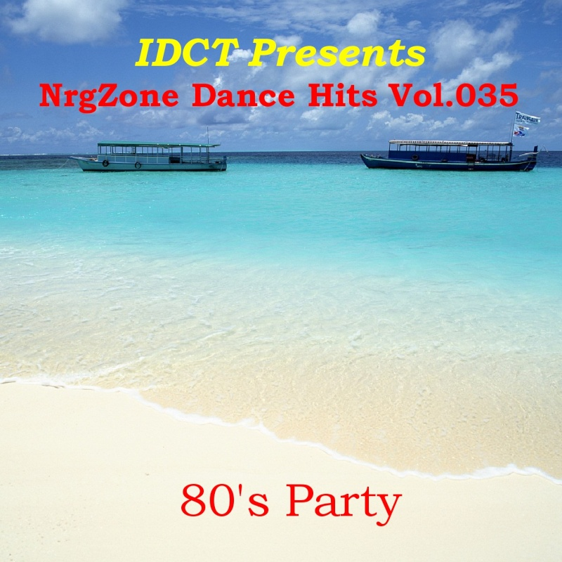 NrgZone Dance Hits Vol.035 - 80's Party