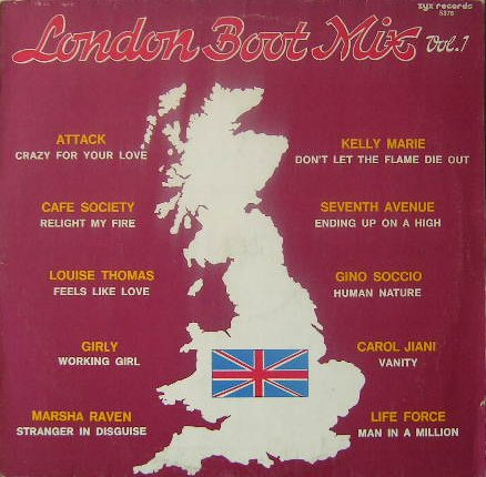 Download London Boot Mix Vol. 1