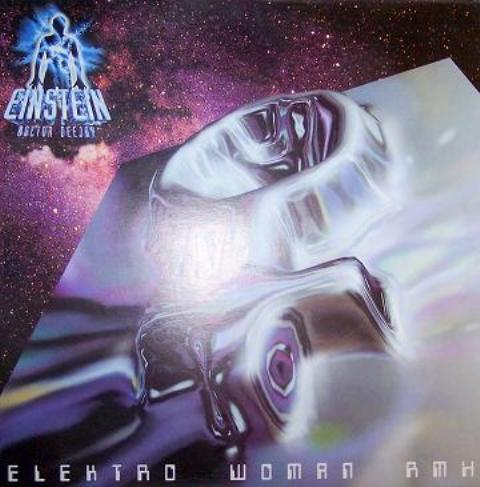 Einstein Doctor Deejay - Elektro Woman (Remix) - Maxi