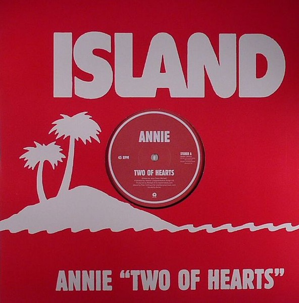 Annie - Two Of Hearts