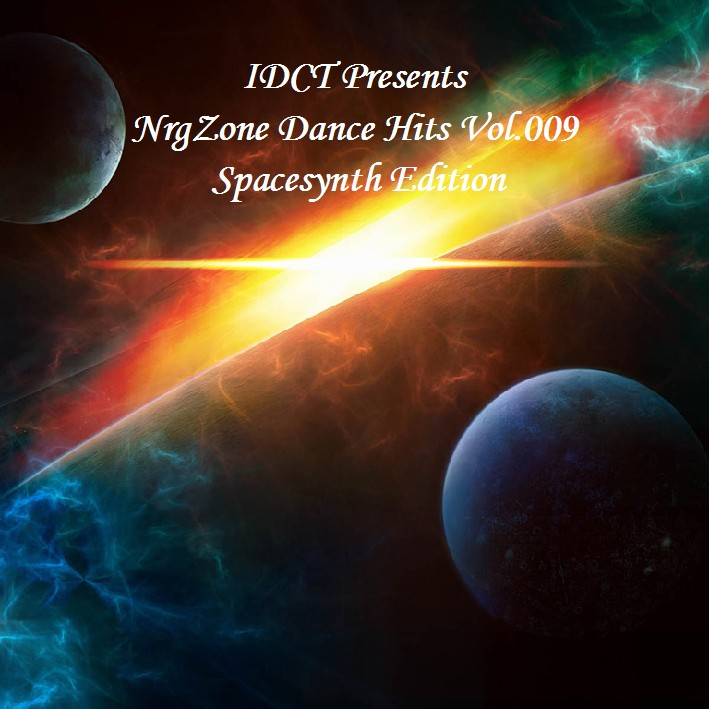 NrgZone Dance Hits Vol.009 - Spacesynth Edition