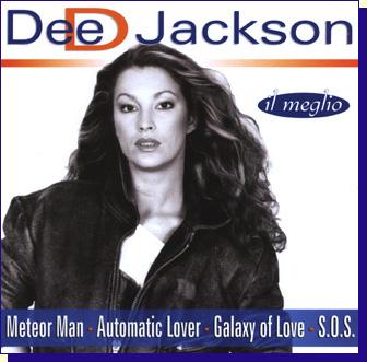 Dee D.Jackson - Il Meglio