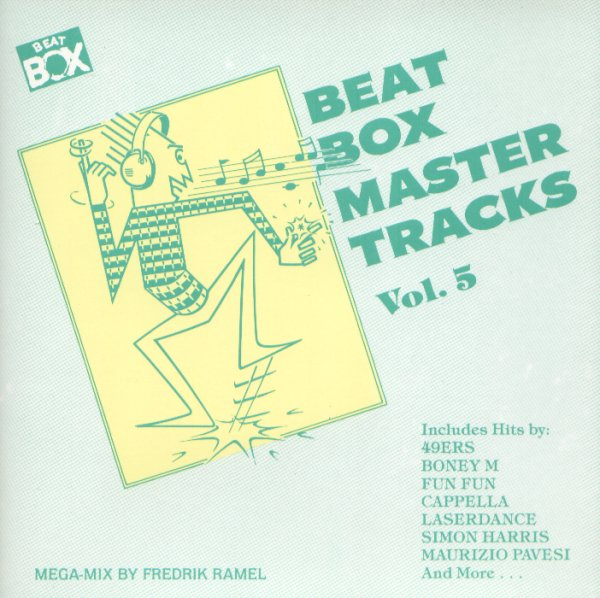 Beat Box Master Tracks Vol. 5