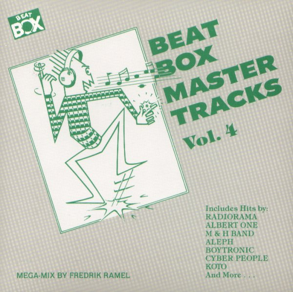 Beat Box Master Tracks Vol. 4