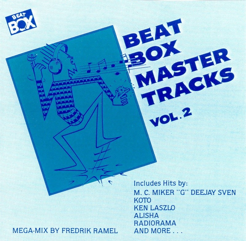 Beat Box Master Tracks Vol. 2