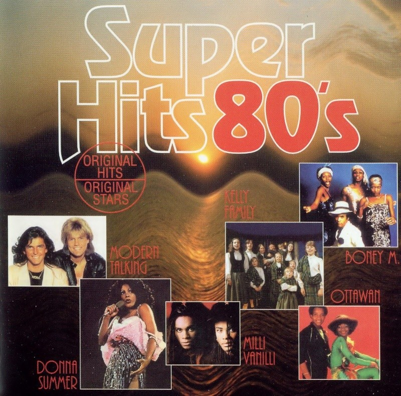 Super Hits 80's Vol.1