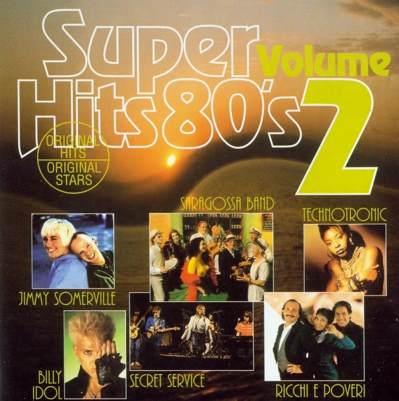 Super Hits 80's Vol.2