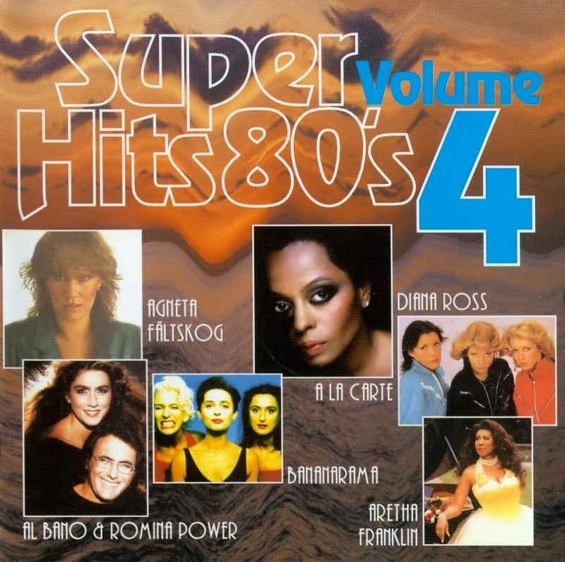 Super Hits 80's Vol.4