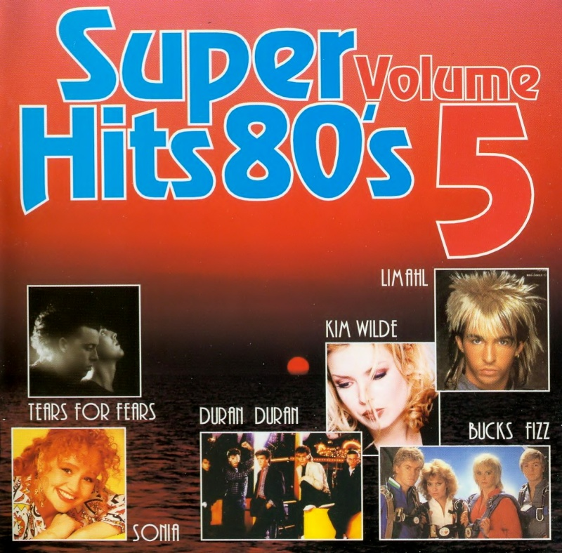 Super Hits 80's Vol.5